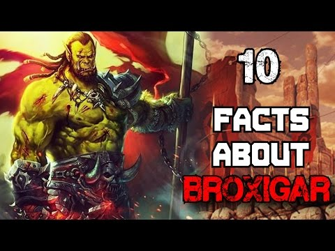 10 Facts About Broxigar the Red - World of Warcraft