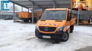 Bauhof Trittau Lütjensee - Neues Fahrzeug 20 1 2017
