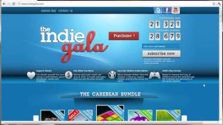 The Indiegala ... Pretty Awesome