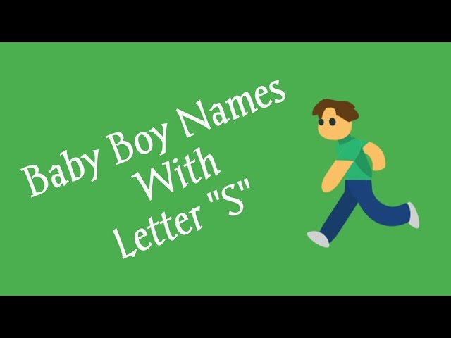 47+ Baby boy unique names from s information