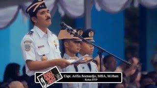 Sekolah Tinggi Ilmu Pelayaran ( Merchant Marine Higher Education ) STIP Inauguration Part 2
