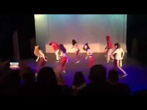 Lester B Pearson Dance Show