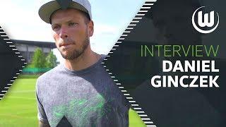 """""""Gespräche haben mich sehr überzeugt""""    Interview mit Daniel Ginczek   VfL Wolfsburg"""