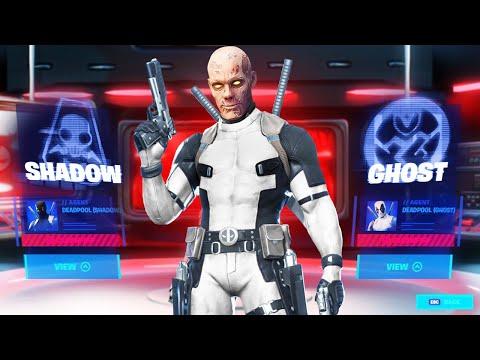UNLOCKING Deadpool Skin Unmasked FREE In Fortnite Chapter 2 Season 2 Week 8