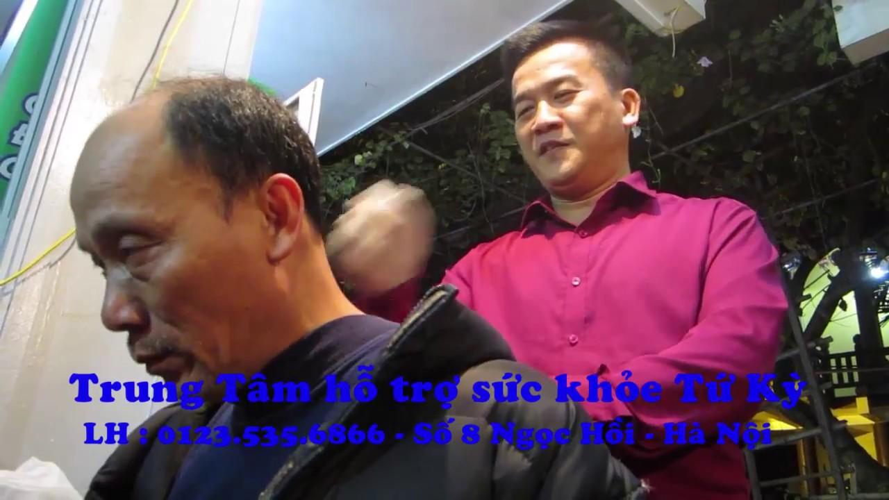 Phòng khám tình thương - chữa bệnh từ thiện -  Lương y Lê Thanh Tùng - Chùa Tứ Kỳ.