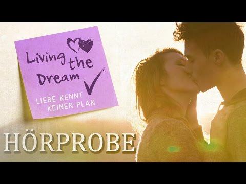 HÖRPROBE | Living the Dream - Liebe kennt keinen Plan von Amelie Murmann | MsBuchnerd