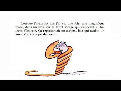 Le Petit Prince Livre Audio Chapitre I