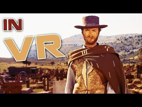 Be a Cowboy IN VIRTUAL REALITY! | Hotdogs Horsehoes & Handgrenades