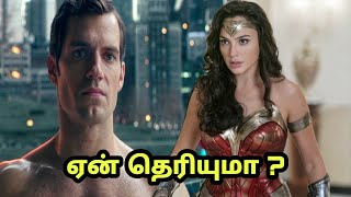 Why Wonder Woman against the Idea of Superman Resurrection ? Explained in Tamil