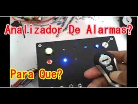 Curso De Alarmas Para Automovil - Que Es Y Para Que Sirve Un Analizador O Probador De Alarmas