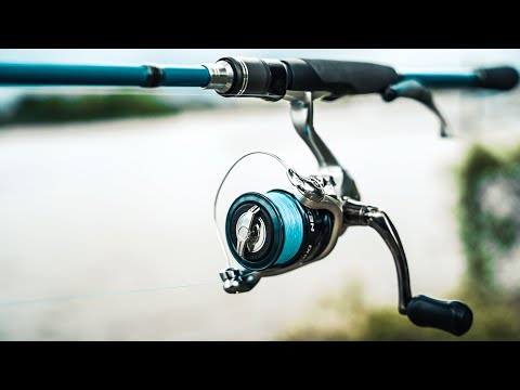 MY NEW ROD!!! (Walleye Fishing With Swimbaits!)