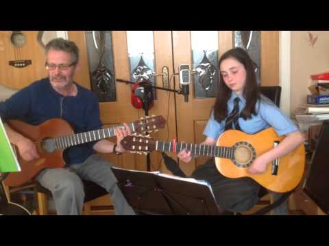 RED RIVER VALLEY - EIMEAR O NEILL . Guitar lesson