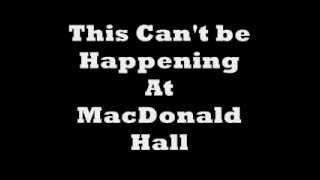 This Can't be Happening at MacDonald Hall -3
