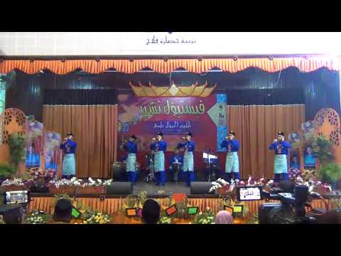 JOHAN Nasyid MIISSMAM Kebangsaan 2018 |  Selangor (Soul Al-Ghamidi)