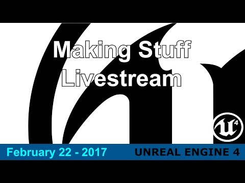 Feb/22/17 - Learning stuff in UE4 - Network Player Spawning