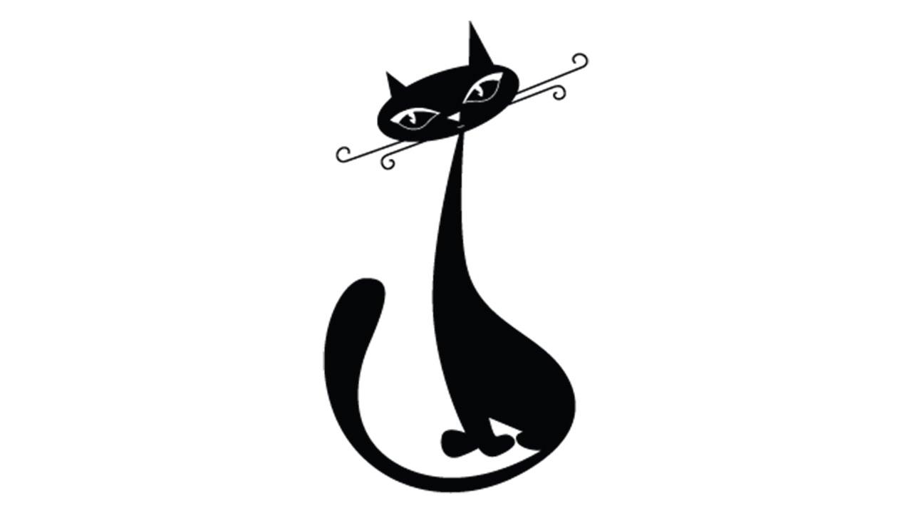 aprenda a desenhar um gato tumblr learn to draw a tumblr cat youtube