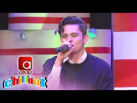 ASAP Chillout: James Reid sings 'Cool Down'
