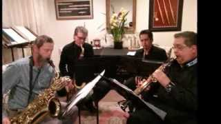 Brandywine Sax Quartet (wide Screen)