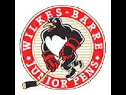 Hatfield Ice Hawks vs   Wilkes Barre Junior Penguins 10 29 2017