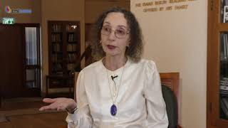 Authors Joyce Carol Oates and Ahmad Danny Ramadan Attend Jerusalem Festival