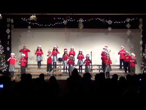 Christmas Concert 2013 (Kindergarten)