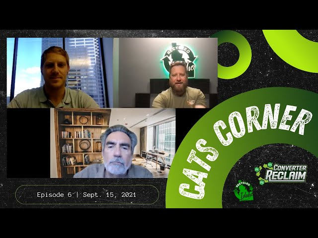 CATs Corner Episode #6 with Pete Thomas, Scott Pollan and Nick Snyder