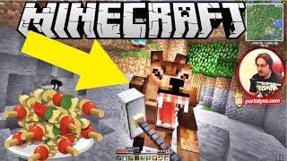 Türk Yemekleri Modu | Minecraft Türkçe Modlu Survival | Bölüm 15