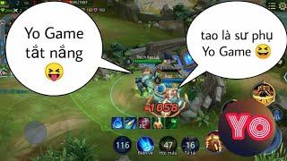Troll Game _ Tình Cờ Gặp Youtuber Nổi Tiếng Đi Troll Game Và Cái Kết | Yo Game