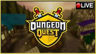 ROBLOX DUNGEON QUEST CARREGANDO NUB STREAM V2