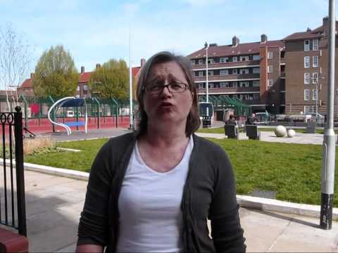 Caroline Russell on 20 mph campaigning