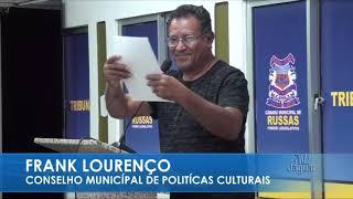 Frank Lourenço pronunciamento 25 09 2018