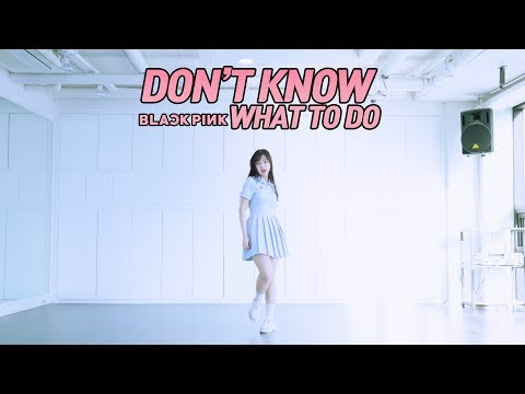 BlackPink (블랙핑크) - Don't Know What To Do (돈노왓투두) Dance Cover / Cover by EunJae (Mirror Mode)