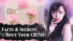 💕FACTS & SECRETS OF YOUR CRUSH!💕(lover, specific person, etc) pick a flower