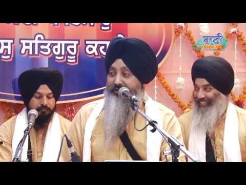 26 October 2018 - Bhai Tajinder Singh Ji Khanne Wale at G.Sis Ganj Sahib - Delhi