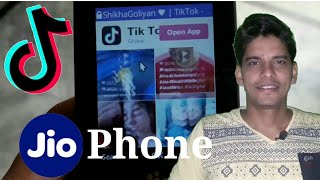 How to Install Tik Tok in Jio Phone | How to Download Tik Tok in Jio Phone