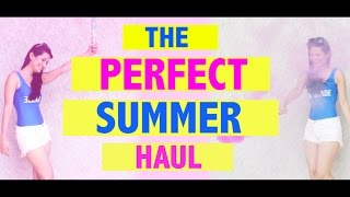 GIVEAWAY || TRY ON SUMMER HAUL ||