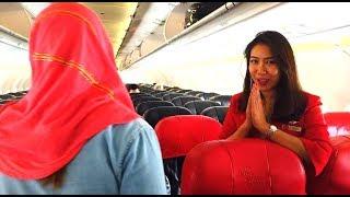 Beautiful Stewardess, Flight from Bangkok to Myanmar!, Yangon Street Scenes thumbnail