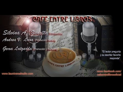 ENTREVISTAS EN EL PROGRAMA CAFÉ ENTRE LIBROS - Mons. Marcelo Colombo