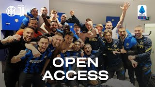 "INTER 2-0 JUVENTUS | OPEN ACCESS | The ""Derby d'Italia"" goes to... US!!! 🇮🇹⚫🔵🎆"