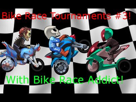 Bike Race Tournaments #3!   AWD, Phantom, And Bitter Behind!