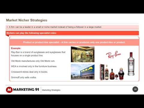 Niche Marketing Strategies  – How to Conquer a Niche Market