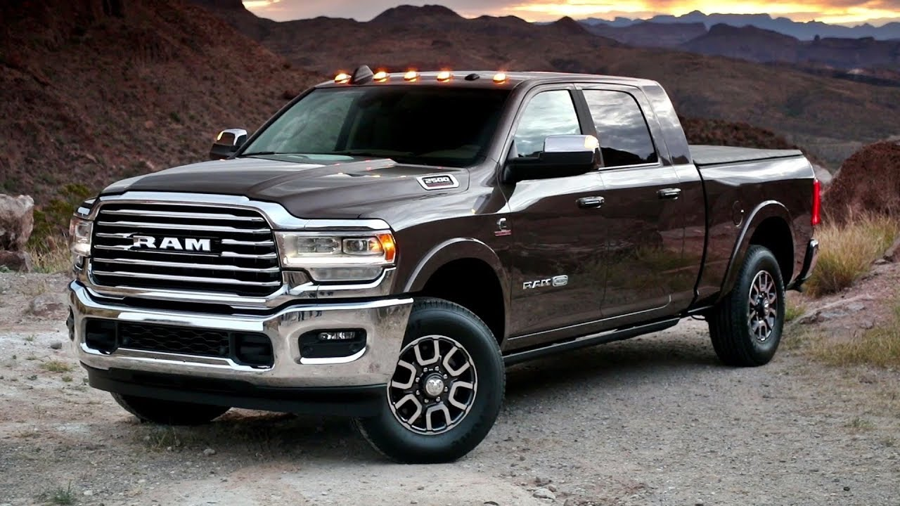2019 Ram 2500 Longhorn Mega Cab Exterior Interior And Drive Youtube