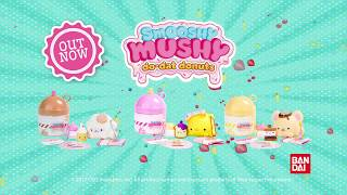 Smooshy Mushy Series 2 Do-Dat Donuts : Smooshy Mushy Squishies