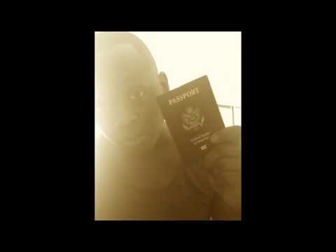 Flight attendant video interview and when you need your passport (singing flight attendant)