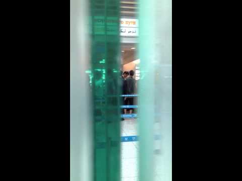 download [FANCAM] 120608 Kim Hyun Joong @ Incheon Airport depart to Shanghai