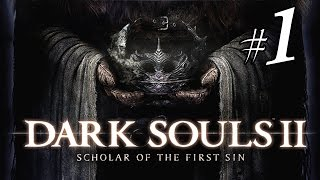 Dark Souls 2 - Scholar of the First Sin - 01 - Eh, ¡Eso no estaba ahi! - Español FULL HD