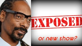 Snoop Dogg REACTS to being Exposed by infamous Catina Powell aka black widow allegedly