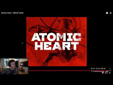 Sodapoppin Reacts To Atomic Heart Official Trailer