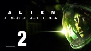 WIDZIAŁEM GOOO!!!! || Alien: Isolation [#2]