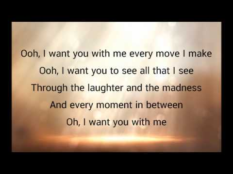 I Want You With Me Leann Rimes Lyrics